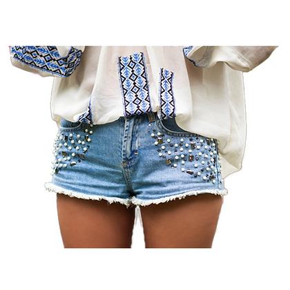 Short Jeans - Estilo Anitta - REF_SJA02