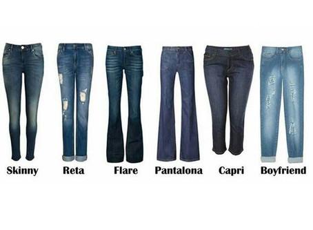 Modelos de calça pra você não ter mais dúvidas!!
