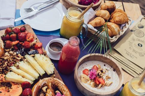 Healthy Local Breakfast