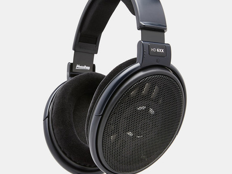 REVIEW: DROP x SENNHEISER HD6XX - OPEN BACK - ENG