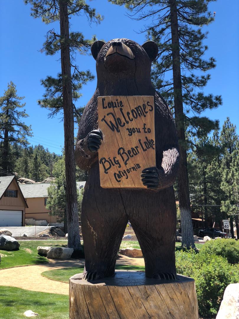Big Bear California