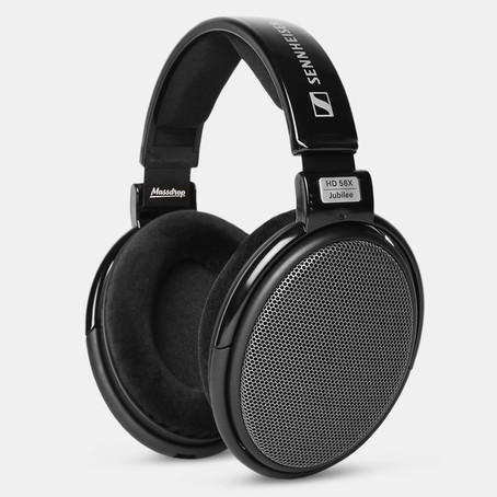 REVIEW: DROP x SENNHEISER HD58X - OPEN BACK - ENG
