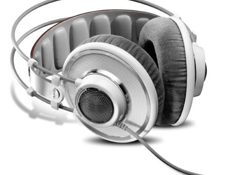 REVIEW: AKG K701 - OPEN BACK - ENG