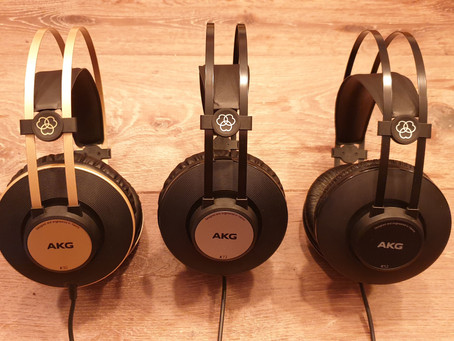 SHOOTOUT: AKG (Over-Ear | Closed-Back) - ENG