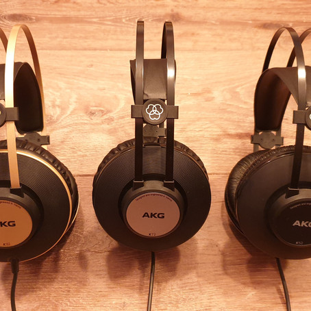 SHOOTOUT: AKG (Over-Ear | Closed-Back) - DE
