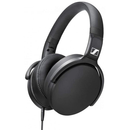 QUICK VIEW: SENNHEISER H400S - CLOSED BACK - DE