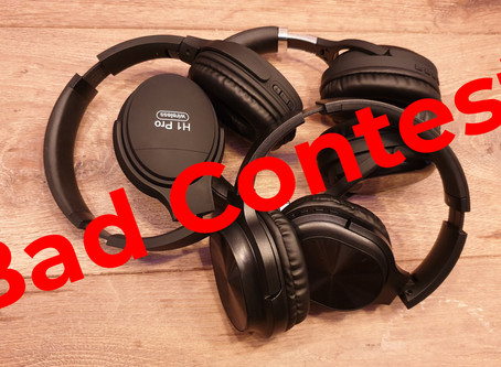 Bluetooth Headphone - Bad Contest  - ENG