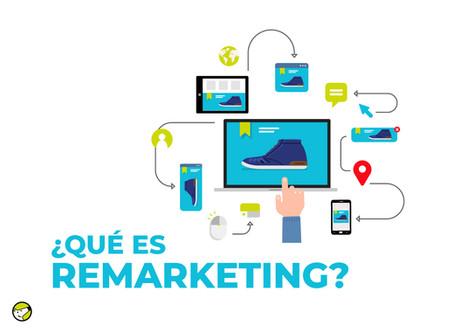 ¿Qué es Remarketing?