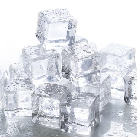 ¿Por qué es importante el hielo?