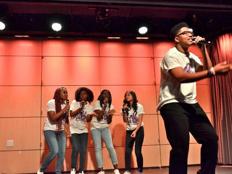 Raise Your Voice 4 Peace (RYV4P) Brings Music, Hope, Awareness and Good Vibes for LA Teens