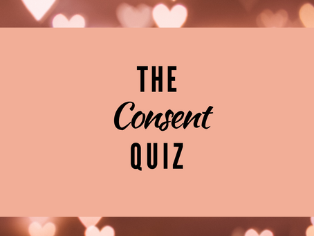 The Consent Quiz