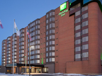 The Holiday Inn Ottawa East is Open for Business