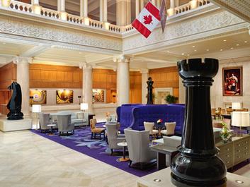 King Edward Hotel wins design award