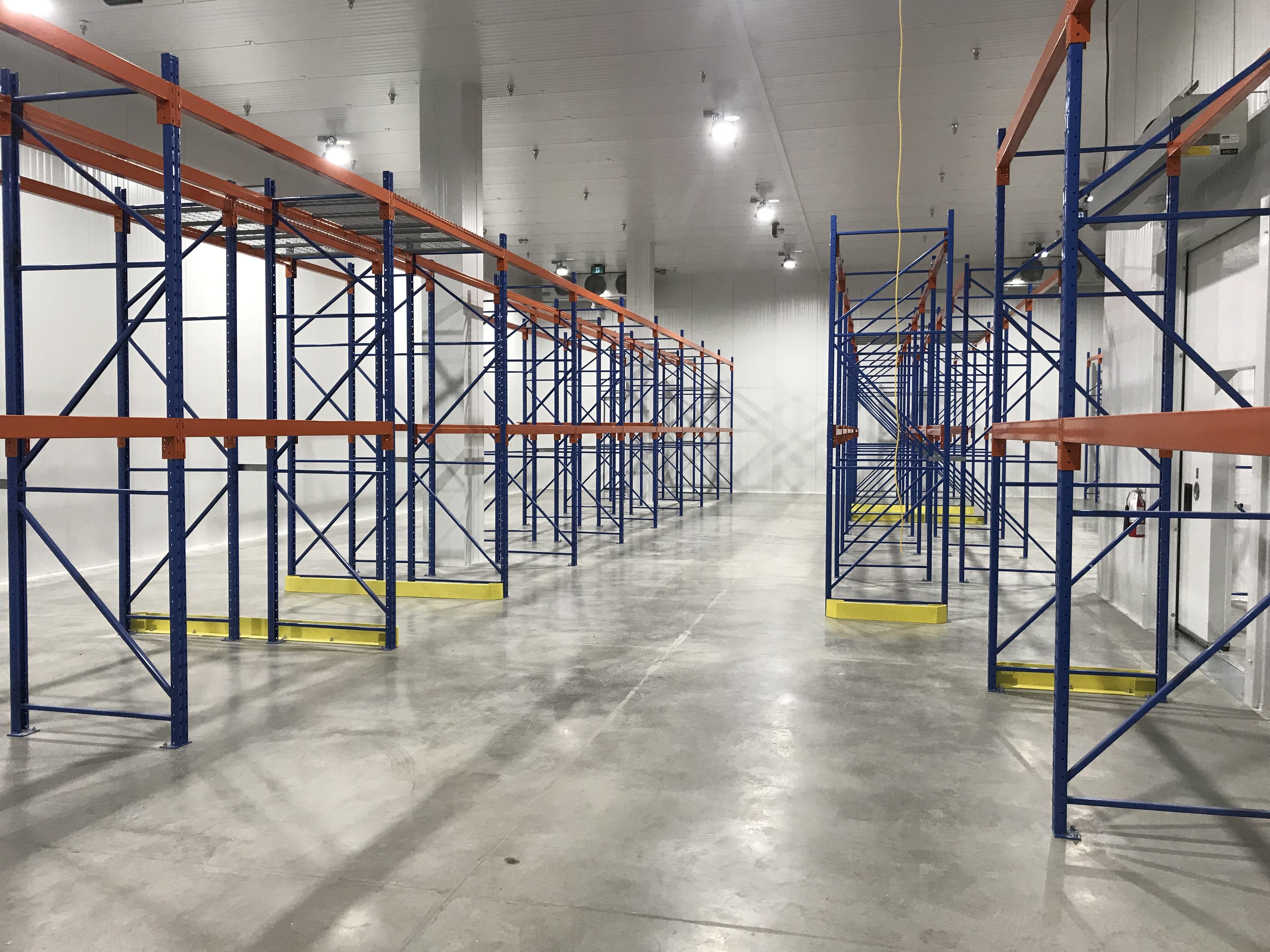 Azuma Foods New Distribution Centre