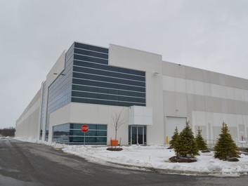 Kraft Warehouse Completion
