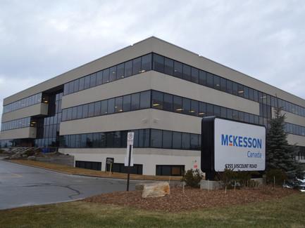 McKesson Canada's new office opens