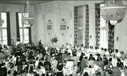 The Restoration of the Crystal Ballroom