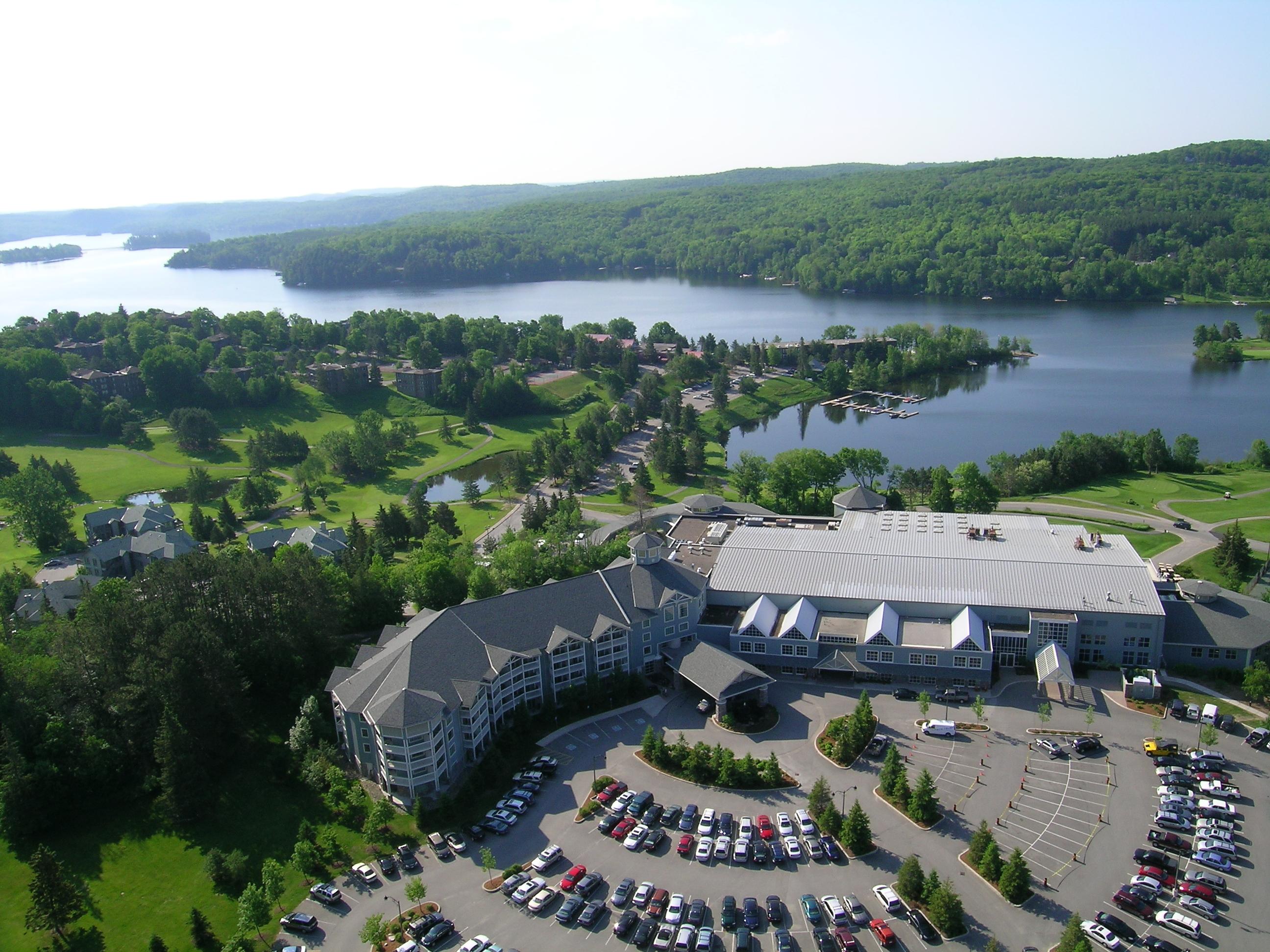 G8 SUMMIT DEERHURST