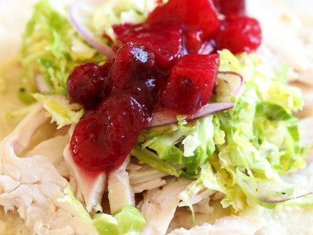 Healthy Thanksgiving Leftover Ideas