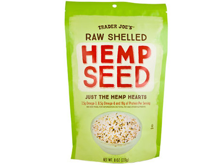 Hemp Seeds: My Current Health Food Obsession