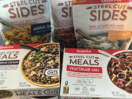 Looking for an Easy Way to Add in Whole Grains?