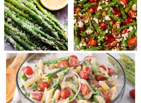 Super Spring Asparagus Recipes
