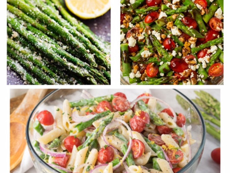 Super Spring Asparagus Recipes