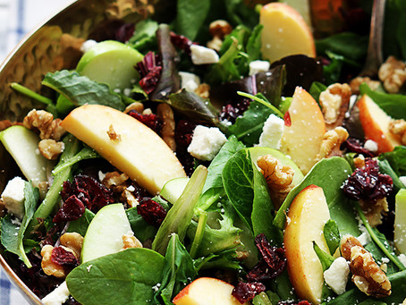 Slimming Fall Apple Recipes