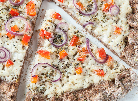 3 Guiltless Pizza Recipes