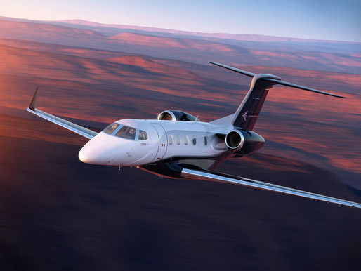 Onboard Embraer's Phenom 300