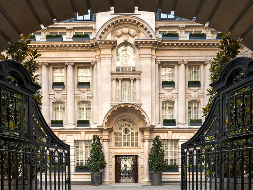Discover The Magic of The Rosewood Hotel Group in Europe: London,Paris,Tuscany In Any Order You Wish