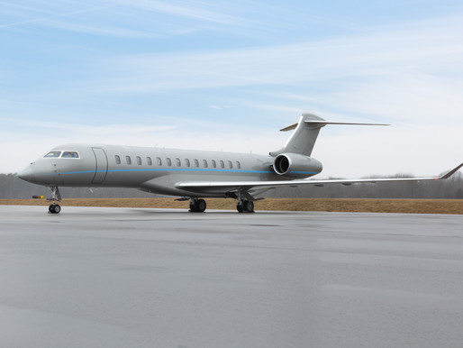 New Global 7500 Enters Asian Fleet...