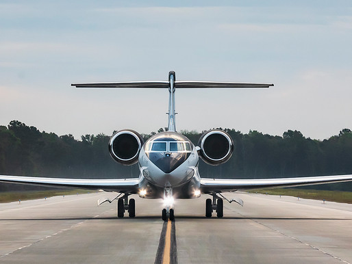 'The Titan of the skies,' Gulfstream's 'oh-so' good-looking G-700...
