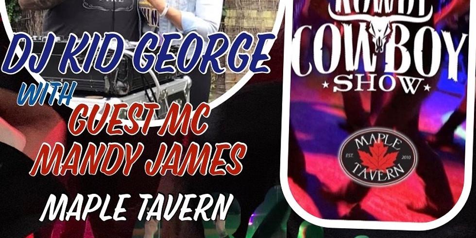 The Rowdy Cowboy Show