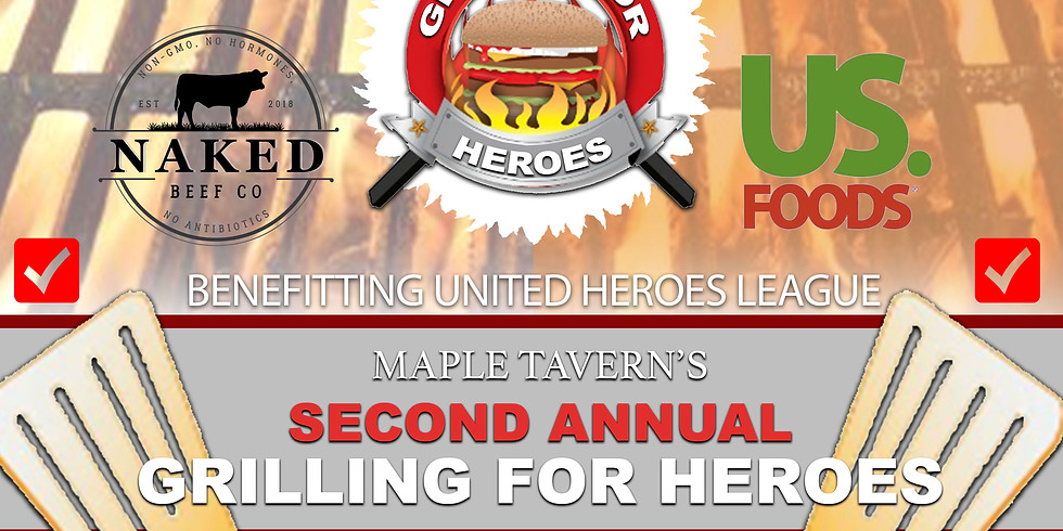 Grilling For Heroes