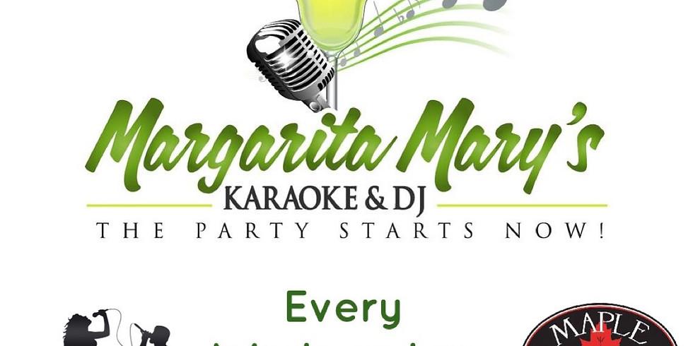 Karaoke with Margarita Mary