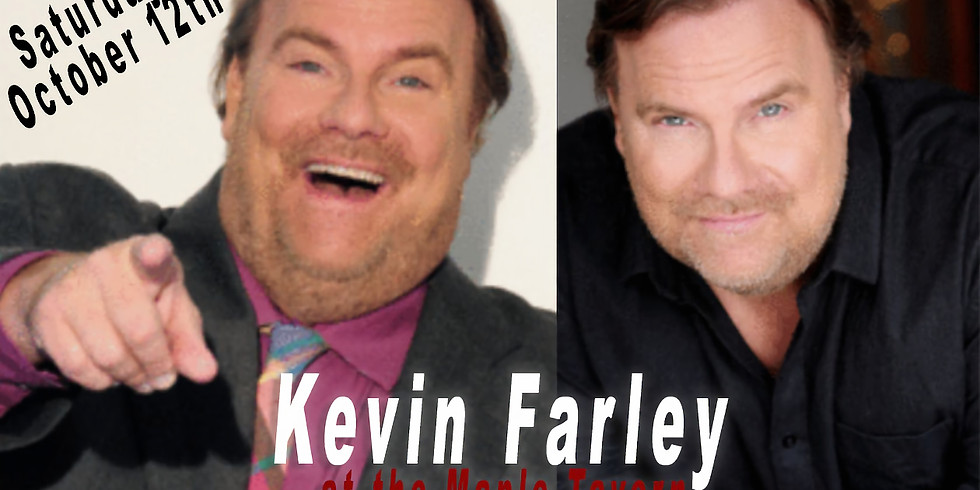 Kevin Farley at the Maple Tavern