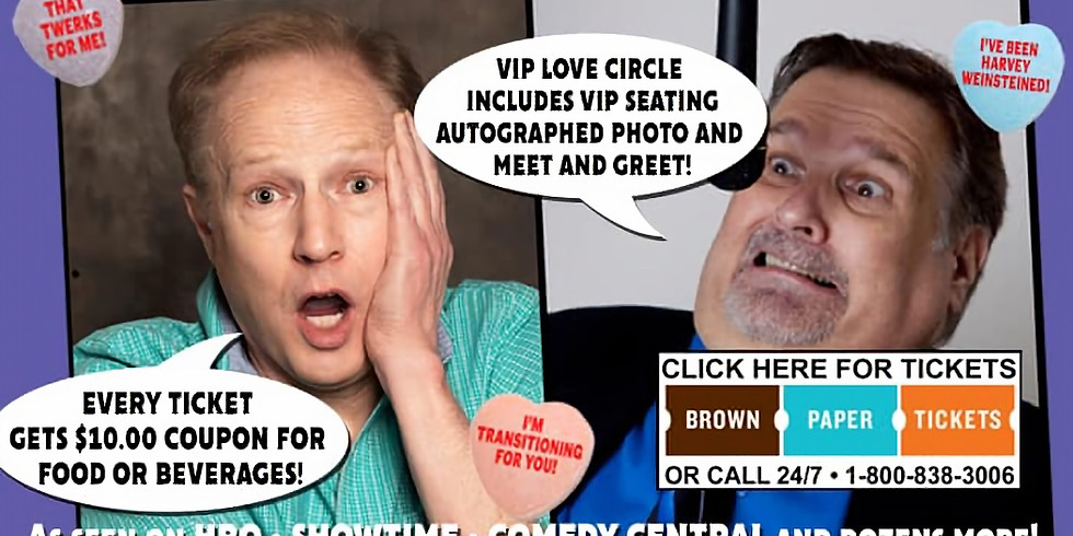 My Funny Valentine - Comedy Event