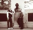 Ken Anderson & Max CiVon at Gettysburg