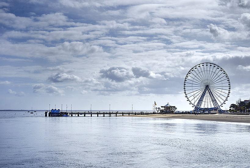 Ferris Wheel Arcachon