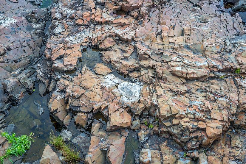 Shore Path Rocks