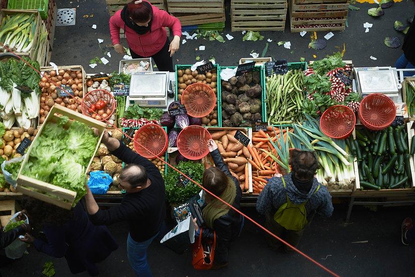Bordeaux Market