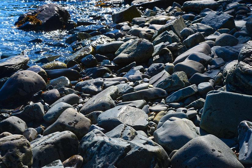 Scotts Beach Rocks
