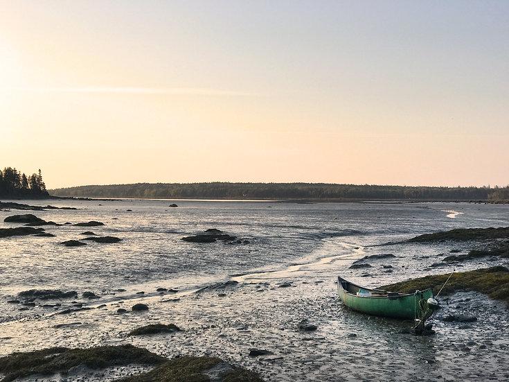Brooklin Low Tide 2