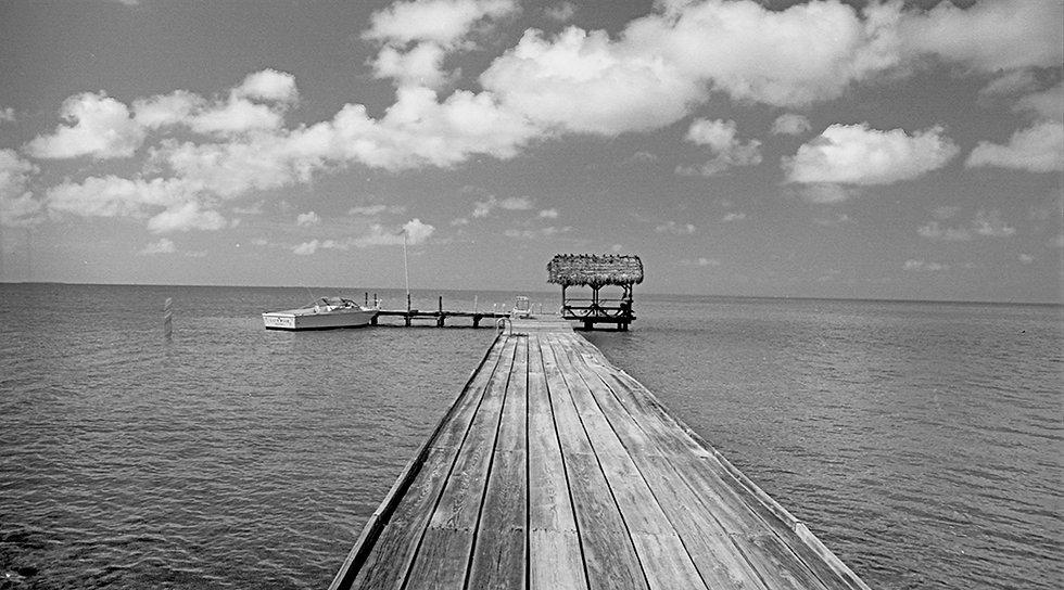Pigeon Key Dock