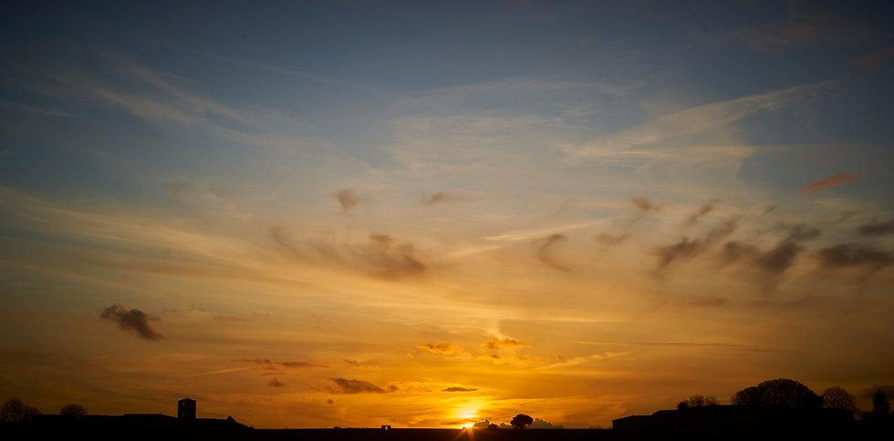 St. Emilion Sunset 2019