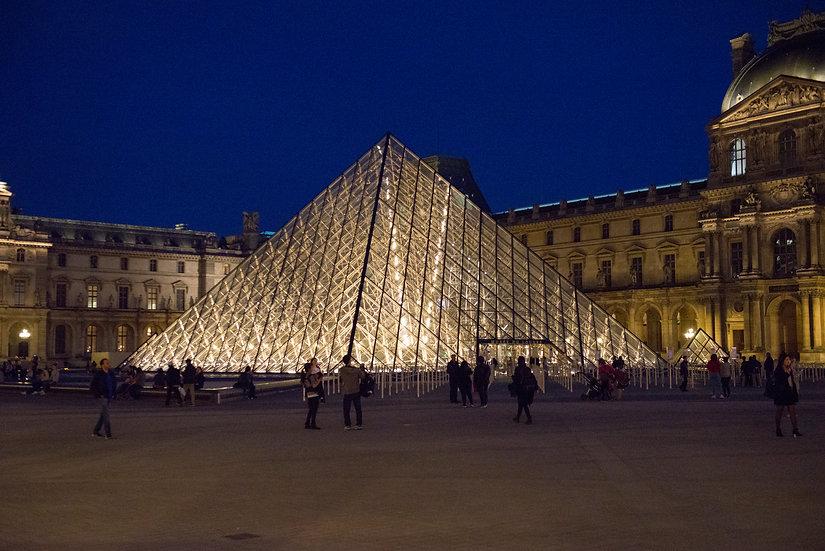 L'Louvre
