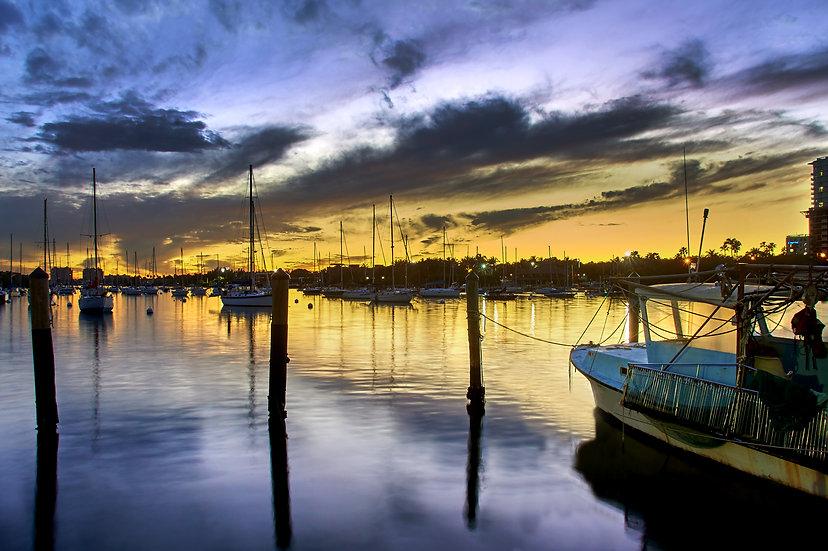 Coconut Grove Shrimp Boat