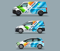 Custom Vehicle Wrap Designs in Rochester, NY
