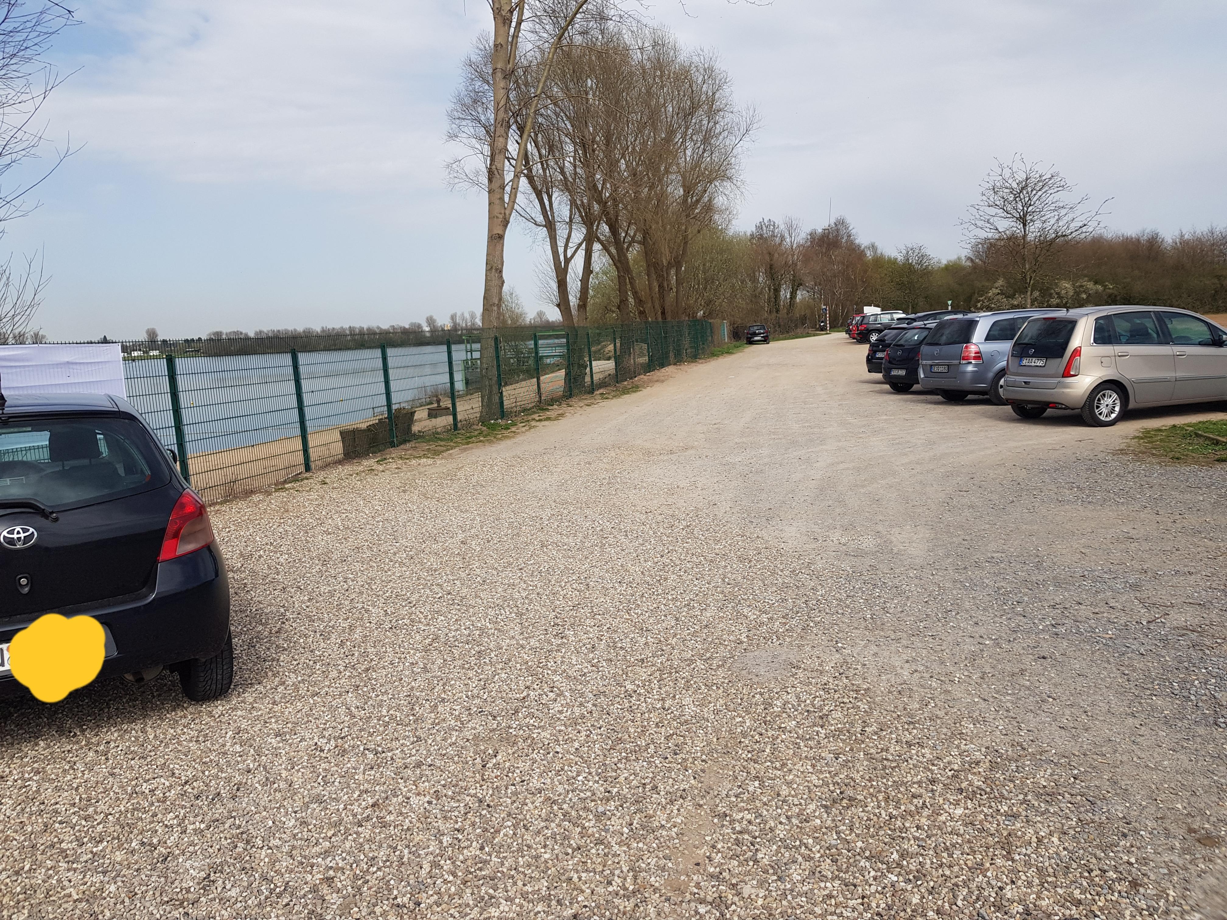 Kostenloser Parkplatz